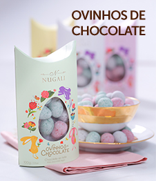 Ovinhos de Chocolate